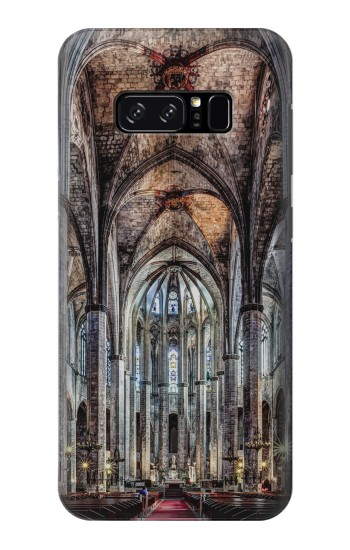 Printed Santa Maria Del Mar Cathedral HTC Desire 320 Case