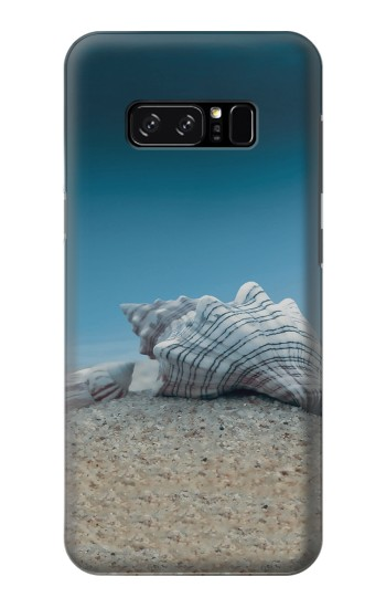 Printed Sea Shells Under the Sea HTC Desire 320 Case