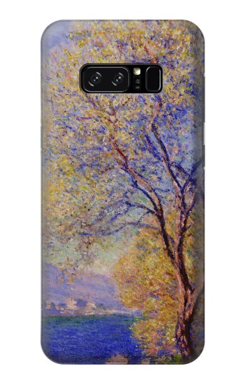 Printed Claude Monet Antibes Seen from the Salis Gardens HTC Desire 320 Case