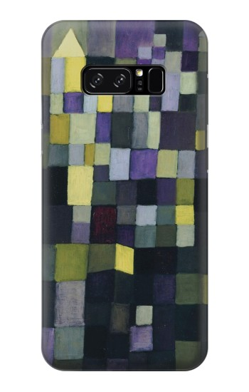 Printed Paul Klee Architecture HTC Desire 320 Case