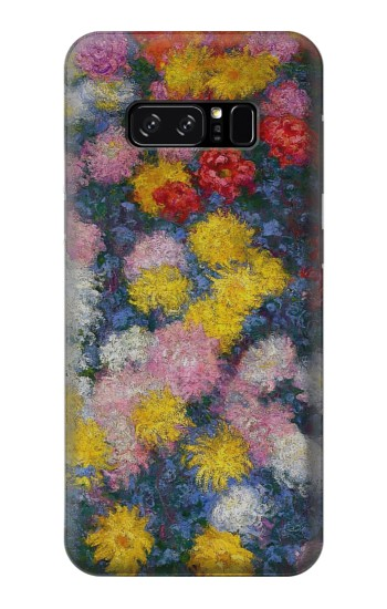Printed Claude Monet Chrysanthemums HTC Desire 320 Case