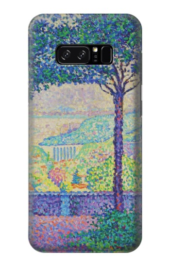 Printed Paul Signac Terrace of Meudon HTC Desire 320 Case