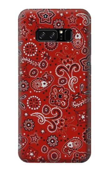 Printed Red Bandana HTC Desire 320 Case