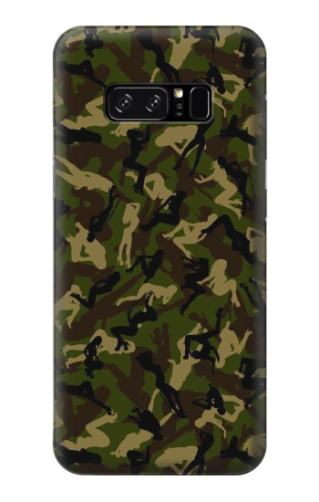 Printed Sexy Girls Camo HTC Desire 320 Case