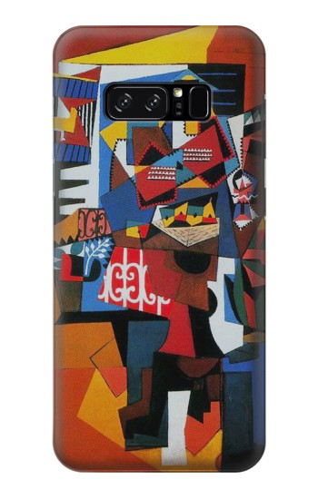 Printed Picasso The Bird Cage HTC Desire 320 Case