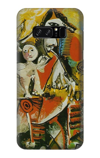 Printed Picasso Painting Cubism HTC Desire 320 Case