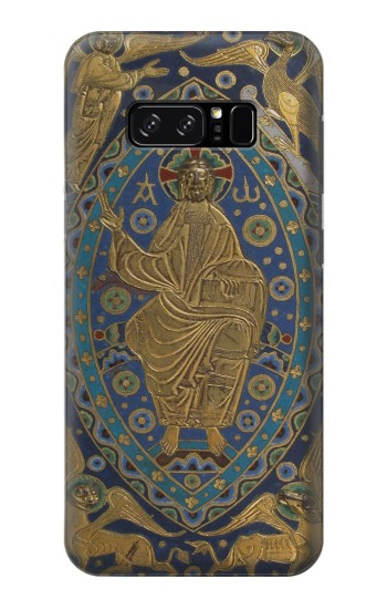 Printed Book Cover Christ Majesty HTC Desire 320 Case