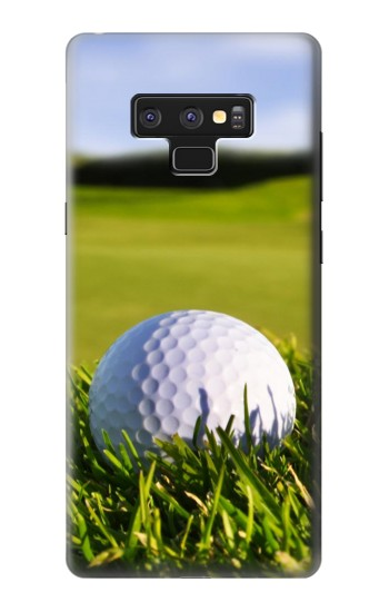 Printed Golf Samsung Note9 Case