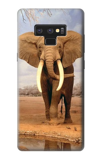 Printed African Elephant Samsung Note9 Case