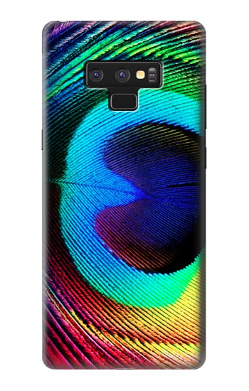 Printed Peacock Samsung Note9 Case