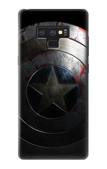 Printed Captain Shield Samsung Note9 Case