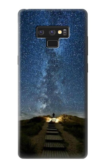 Samsung Galaxy Note9 Stairway to Heaven Iceland Case Cover