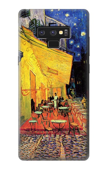 Printed Van Gogh Cafe Terrace Samsung Note9 Case