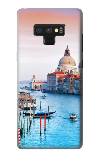 Printed Beauty of Venice Italy Samsung Note9 Case