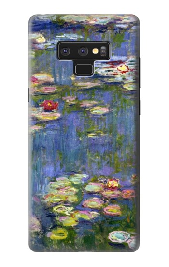 Printed Claude Monet Water Lilies Samsung Note9 Case