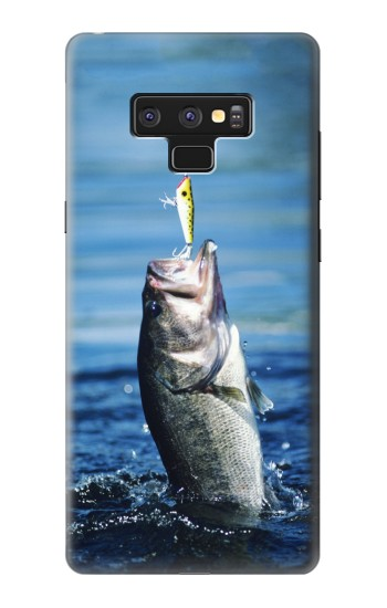 Printed Bass Fishing Samsung Note9 Case