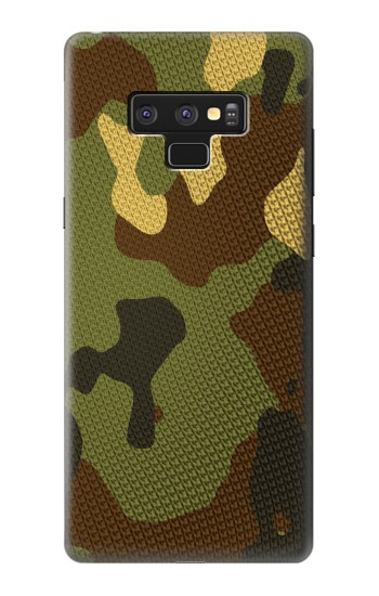 Printed Camo Camouflage Graphic Printed Samsung Note9 Case