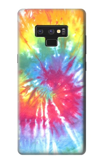 Printed Tie Dye Colorful Graphic Printed Samsung Note9 Case