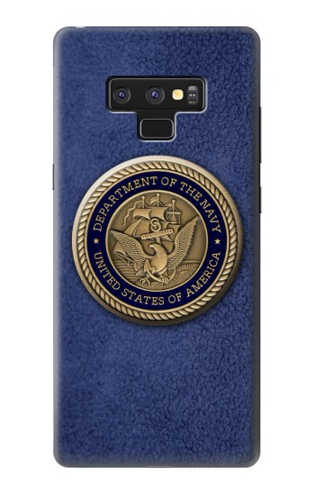Printed US Navy Samsung Note9 Case
