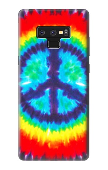 Samsung Galaxy Note9 Tie Dye Peace Case Cover