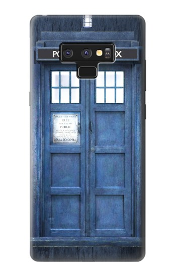Printed Doctor Who Tardis Samsung Note9 Case