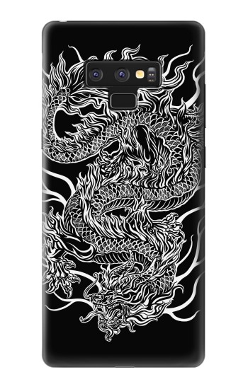 Printed Dragon Tattoo Samsung Note9 Case