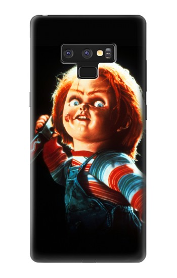 Printed Chucky With Knife Samsung Note9 Case