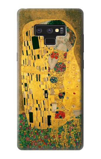 Printed Gustav Klimt The Kiss Samsung Note9 Case