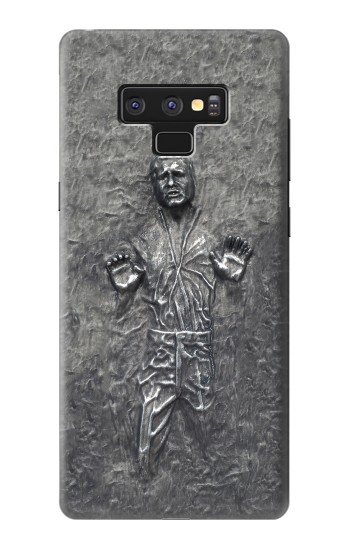 Printed Han Solo in Carbonite Samsung Note9 Case