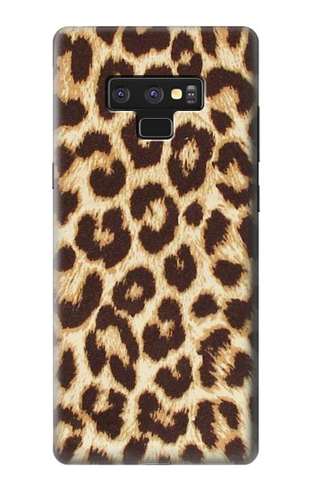 Printed Leopard Pattern Graphic Printed Samsung Note9 Case