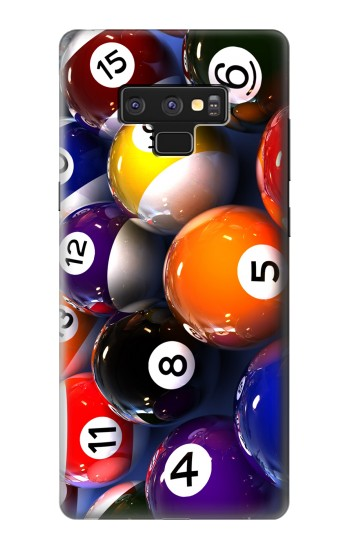 Printed Billiard Pool Ball Samsung Note9 Case