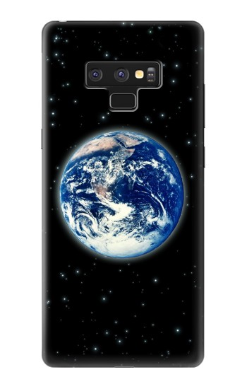 Printed Earth Planet Space Star nebula Samsung Note9 Case