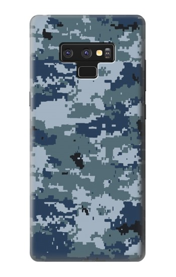 Printed Navy Camo Camouflage Graphic Samsung Note9 Case