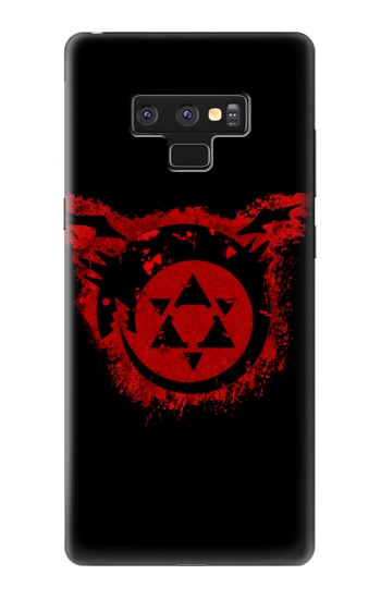 Printed Full Metal Alchemist Uroboros Tattoo Samsung Note9 Case