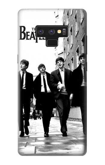 Printed The Beatles in London Samsung Note9 Case