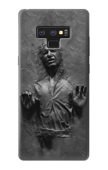 Printed Han Solo Frozen in Carbonite Samsung Note9 Case