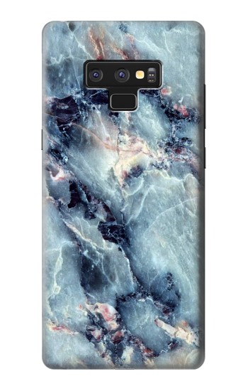 Printed Blue Marble Texture Samsung Note9 Case