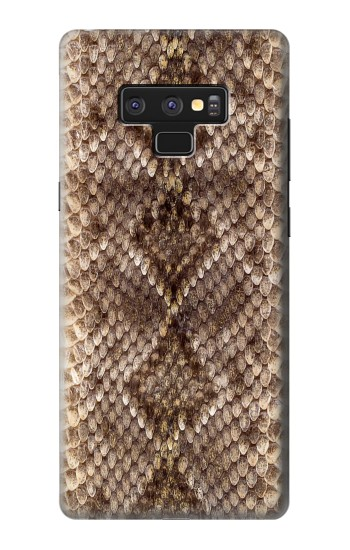 Printed Rattle Snake Skin Samsung Note9 Case