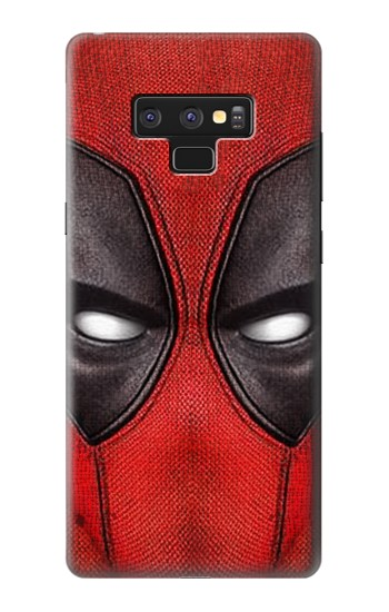 Samsung Galaxy Note9 Deadpool Mask Case Cover
