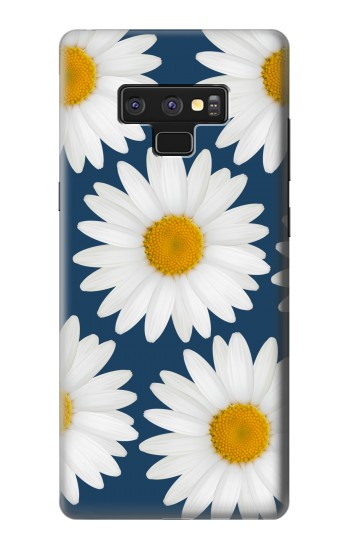 Printed Daisy Blue Samsung Note9 Case