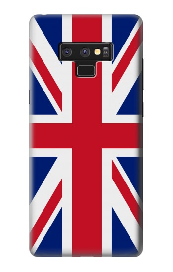Printed Flag of The United Kingdom Samsung Note9 Case