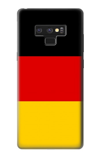 Printed Flag of Germany Samsung Note9 Case