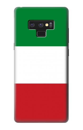 Printed Flag of Italy and Mexico Samsung Note9 Case