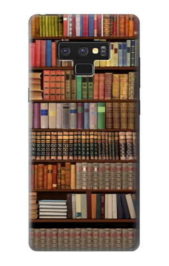 Printed Bookshelf Samsung Note9 Case