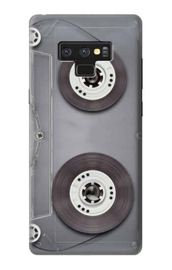 Printed Cassette Tape Samsung Note9 Case