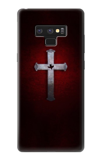 Printed Christian Cross Samsung Note9 Case