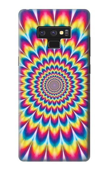 Printed Colorful Psychedelic Samsung Note9 Case