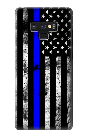 Printed Thin Blue Line USA Samsung Note9 Case