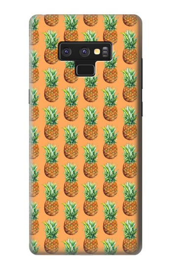 Printed Pineapple Pattern Samsung Note9 Case