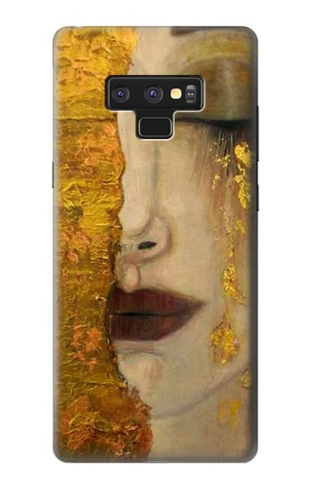 Printed Gustav Klimt Golden Tears Samsung Note9 Case